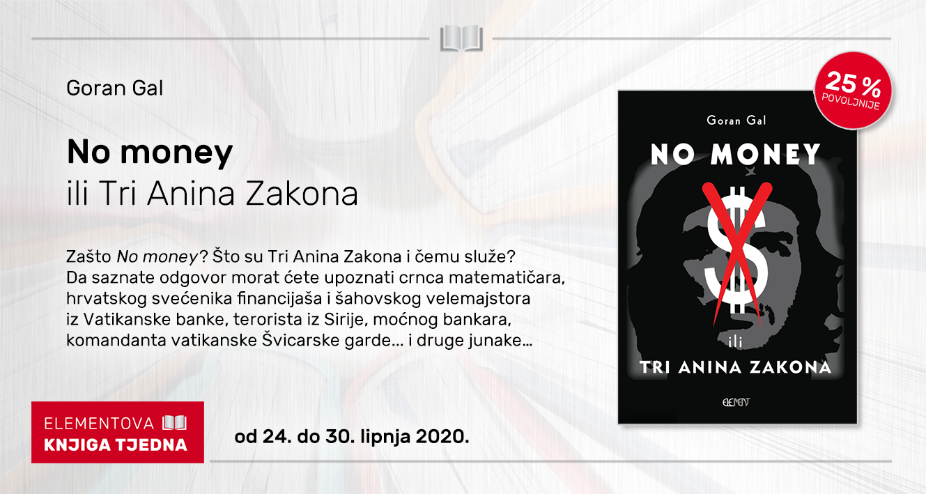 No money ili Tri Anina Zakona